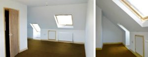 loft conversion in Shoreham