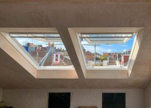 Picture of loft conversion
